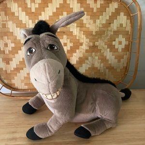 Hasbro Shrek Wise Crackin Donkey Talking Plush Toy